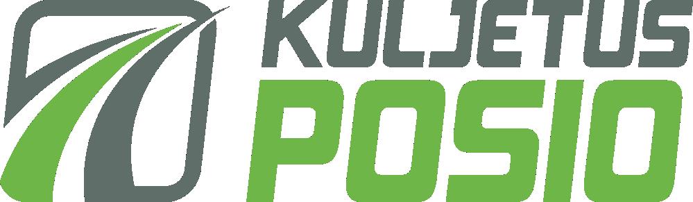 Kuljetus Posio Oy - Logo